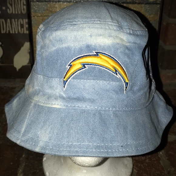 cb366df5414 New Era San Diego Chargers Bucket Hat